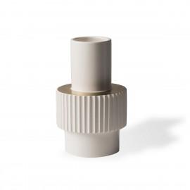 pols potten vase porcelaine gear style neo art deco