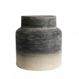 Jarre design ciment Muubs Kanji