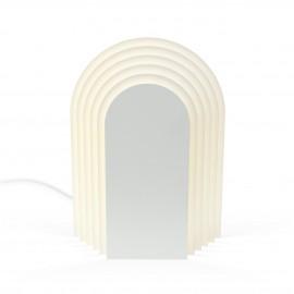 lampe presse citron cemi design francais metal grege