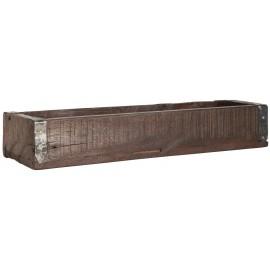 petite caisse en bois recycle etroite ib laursen