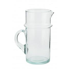 madam stoltz carafe en verre recycle style vintage