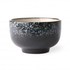 hk living bol style retro 70 s gres noir motif galaxy