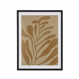 bloomingville cadre tableau illustration vegetale vigy