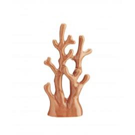 madam stoltz sculpture corail decoratif en gres