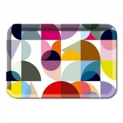 Remember TB25 Solena Decorative melamine serving tray