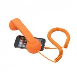 pop phone orange