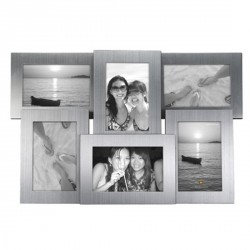 Cadres photo design aluminium collection xl present time