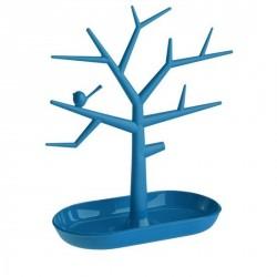 Porte bijoux arbre koziol pi:p S bleu canard