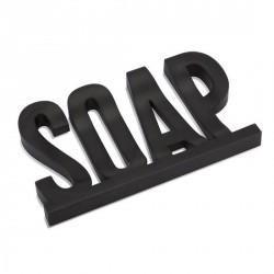 soap noir umbra
