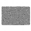 set de table labyrinthe remember