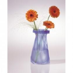 Vase bleu transformable le sack pa design