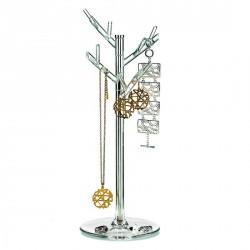 Arbre porte bijoux transparent Umbra Icelet