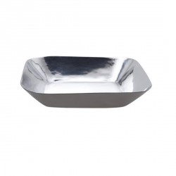 Plat design aluminium 30,5 cm eno studio