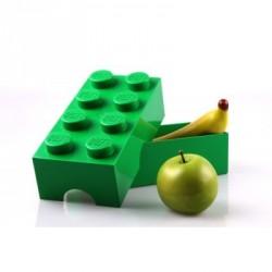 Boîte à goûter enfant lego lunch box vert