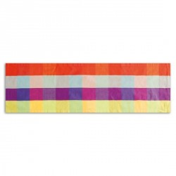 Remember TL04 Table Runner Multicolour 45 x 140 cm
