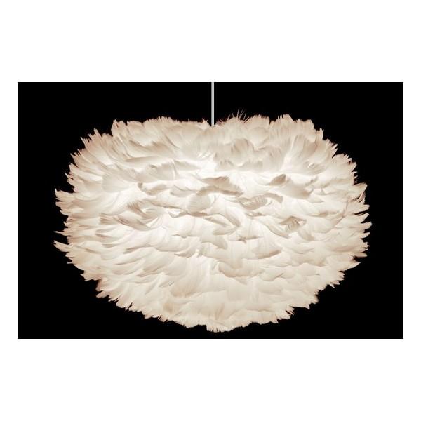 luminaire suspension en plumes vita eos s. Black Bedroom Furniture Sets. Home Design Ideas