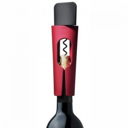 Blade Twist Corkscrew, rouge
