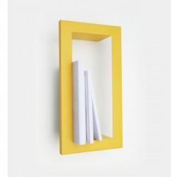 Presse Citron Highstick Metal Shelf Frame Yellow