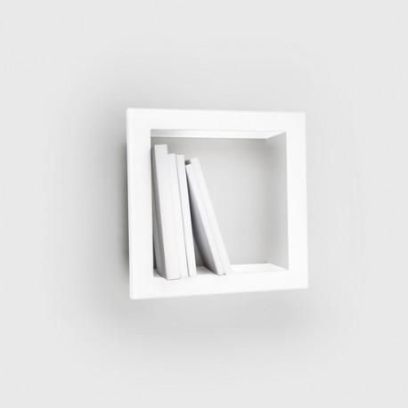 wandregal metall stick presse citron wei kdesign. Black Bedroom Furniture Sets. Home Design Ideas