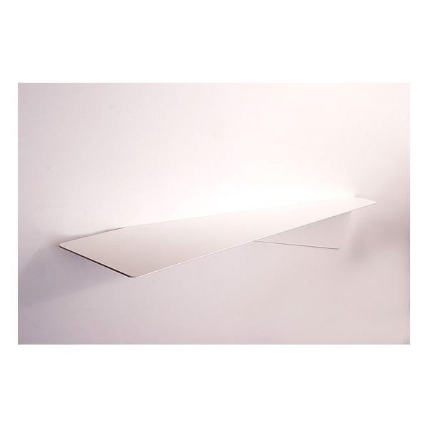 Petite tag re murale m tal blanc pulpo knickding - Petite etagere design ...