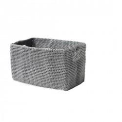 Panier multifonction rangement gris confetti zone denmark