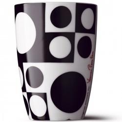 Tasses design thermos verner panton menu noir