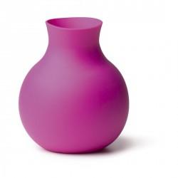 Vase rose caoutchouc menu rubbervase