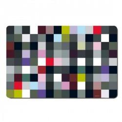Remember TS30 Random PVC table placemats (set of 4)