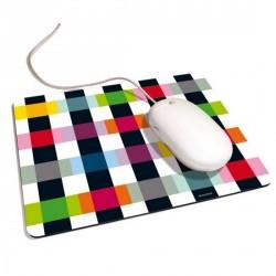Tapis de souris rigolo original remember colour caro