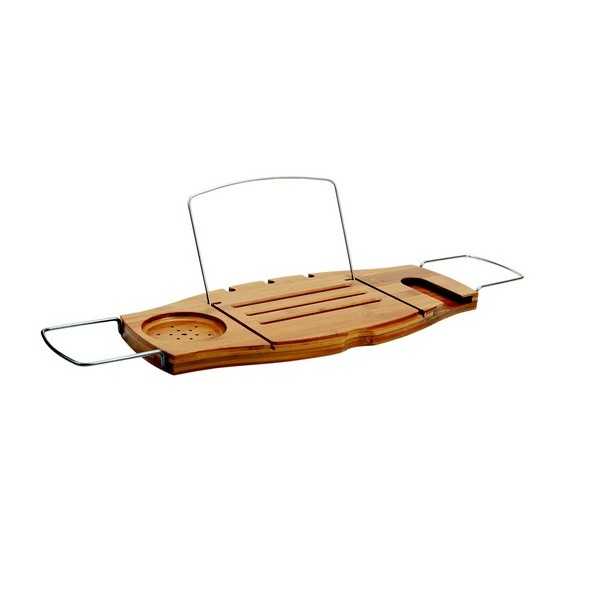 pont de baignoire bois bambou design umbra aquala. Black Bedroom Furniture Sets. Home Design Ideas