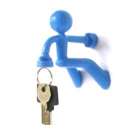 Key Peter bleu