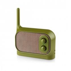 Radio design lexon mezzo kaki