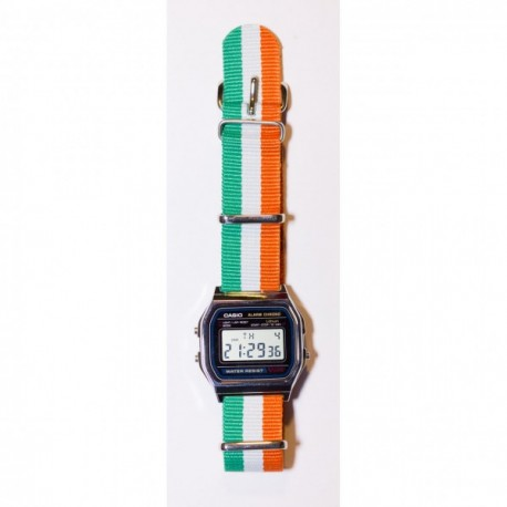 Montre casio vintage couleur 07