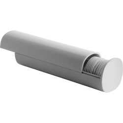 distributeur de savon blanc design orvino umbra