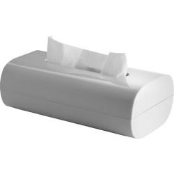 Boîte à mouchoirs blanche alessi birillo