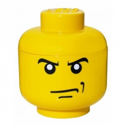 Boîte lego rangement angry man S