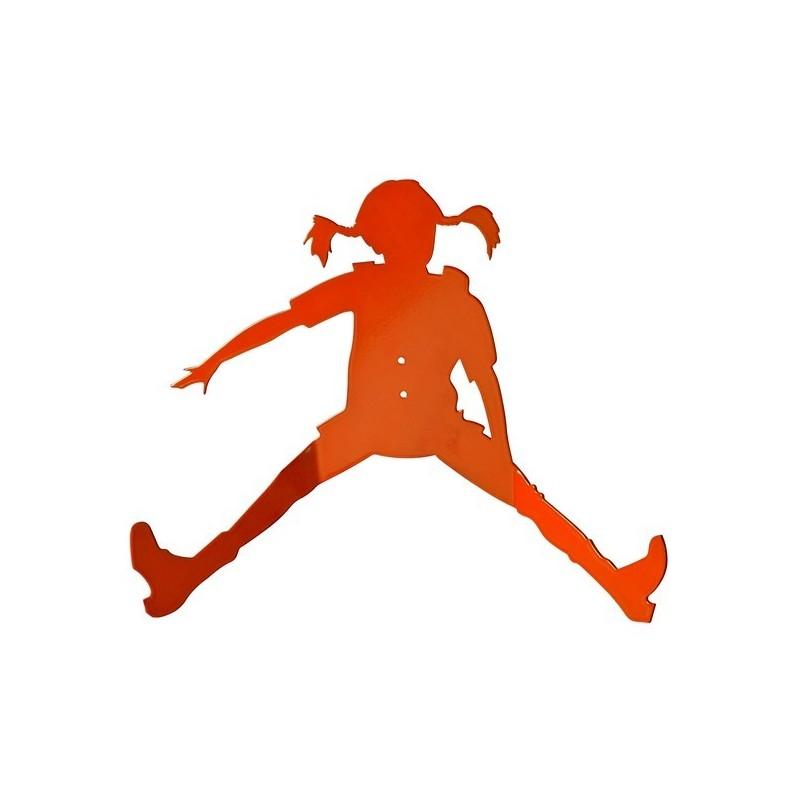 pat re murale orange fifi kdesign. Black Bedroom Furniture Sets. Home Design Ideas