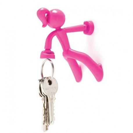 Aimant à clefs key petite rose pa design