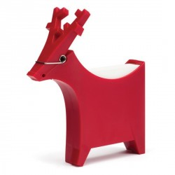 Bloc notes animal robin rouge pa design