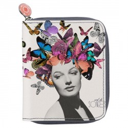 Women Purse Butterfly
