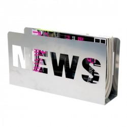 Range magazines design news argent present time PT0024SI