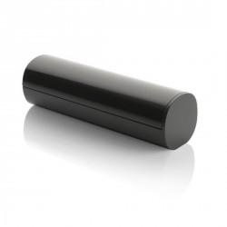 Distributeur de disques démaquillants gris design alessi birillo