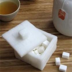 Sucrier design original sugar cube