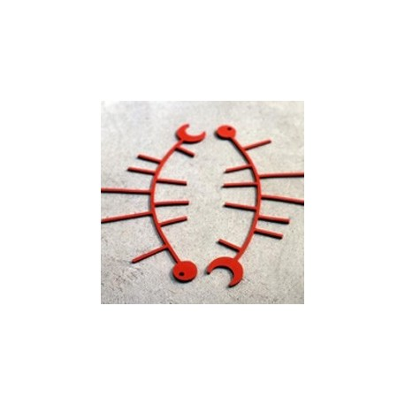 Dessous de plat original avril rouge c quoi - Dessous de plat original ...