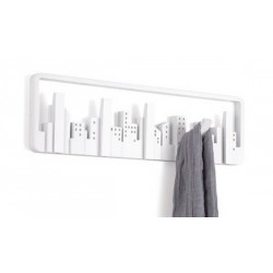 Umbra 318190-660 Skyline Wall Rack white