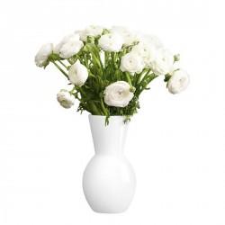 Vase porcelaine blanche design colori S asa
