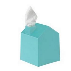 Boîte à kleenex design belu turquoise umbra casa
