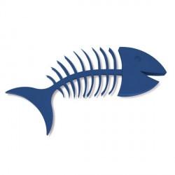 Porte savon rigolo bleu umbra wishbone