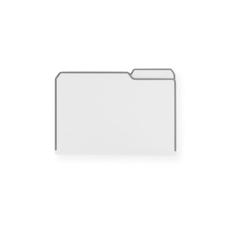 planche d couper pliante blanche umbra chopfolder 330665 660. Black Bedroom Furniture Sets. Home Design Ideas