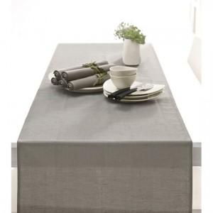 chemin-de-table-design-gris-beige